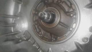 Коробка автомат Toyota Camry тече масло ремонт
