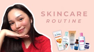 My Skincare Routine! (Affordable) | Philippines