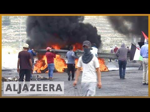 🇵🇸 Palestinians commemorate 70 years of Nakba in West Bank | Al Jazeera English