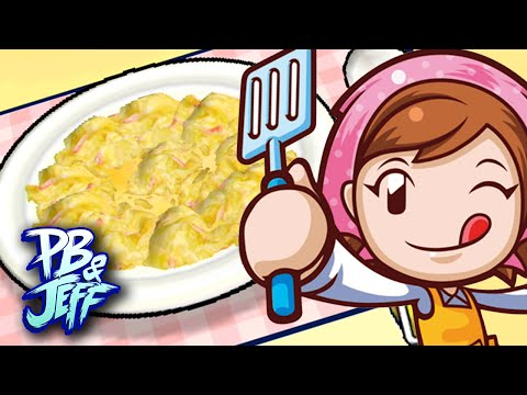 WE'RE COOKIN', BRO! – Cooking Mama (Wii)