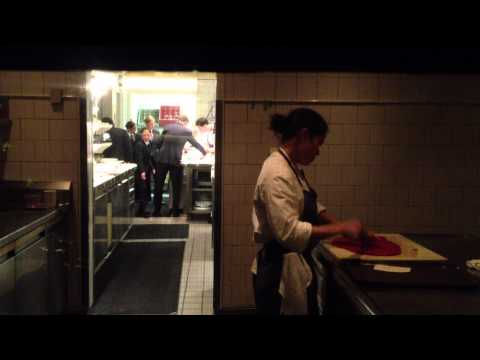 The French Laundry (behind the scenes)