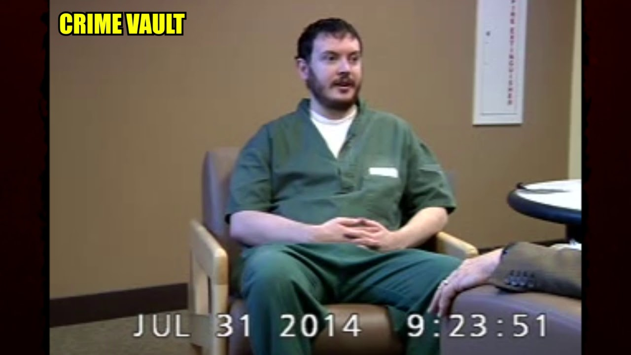 James Holmes interview 7/31/14 with psychiatrist - Interview 2 of 5