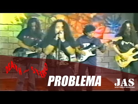 DEATH BY STEREO - Problema -Intimate Sessions 1995