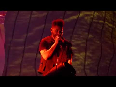 The Weeknd The Hills Live Lollapalooza Chicago IL August 4 2018