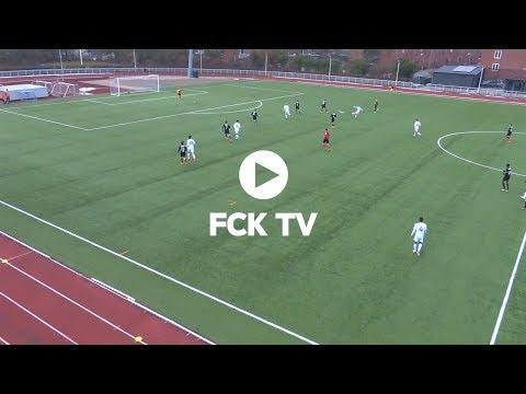 U19-Highlights: FCK 2-1 FCN
