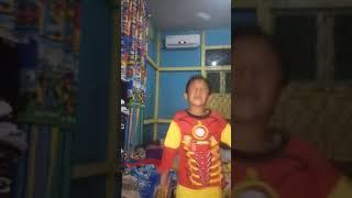 Iron man vs boboiboy air part 1
