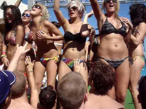 Grand Oasis Cancun 09 Spring Break Youtube
