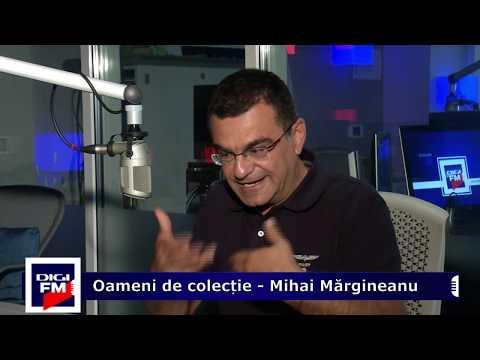Oameni de colecție - Mihai Mărgineanu