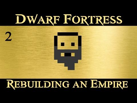 "Dwarf Fortress: Rebuilding the Dwarven Empire - ""The Volcano""  (part 2)"