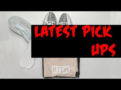 CONTROVERSIAL PICK UP?!  (LEGAL ISSUES?!) + NEW BALANCE RONNIE FIEG DSM 574 THOUGHTS