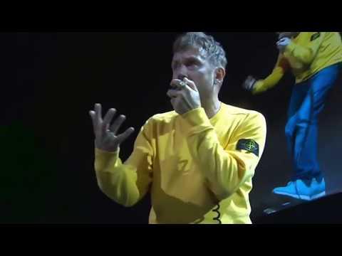 "Gorillaz ""Rhinestone Eyes"" LIVE At Rock Am Ring 2018"