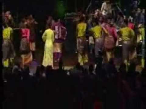 Siti Nurhaliza @ Royal Albert Hall - Cindai (Closing)