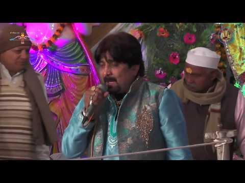 मेरे घर से रोटी चली गई - गाना गाते गाते खुद रोने लगे भजन साम्राट राजु बावरा # Raju( ♪ Khatu Shyam ♥)