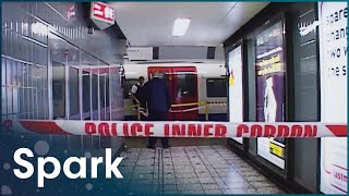 Keeping The Peace In An Emergency On The London Underground | The Tube | Spark