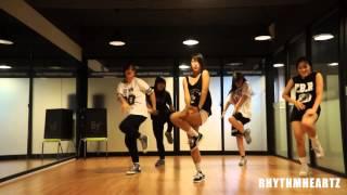 인천걸스힙합 | Britney Spears - Boys | 리듬하츠 댄스 아카데미
