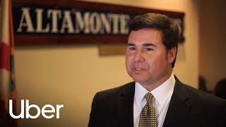 Partnering for a better Florida | Uber Florida