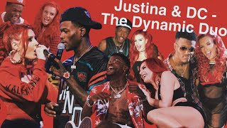 Best of Justina Valentine X DC Young Fly