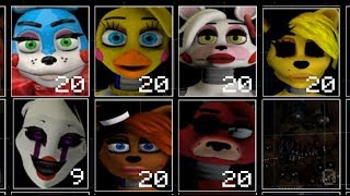 Download All FNIA Animatronics In UCN! +Jumpscare (UCN Mods) Mp3 and Videos