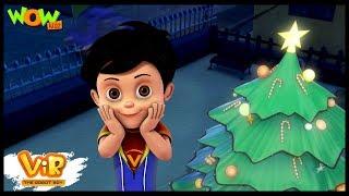 Baixar Vir The Robot Boy | Kids Cartoon shows | Merry Christmas Fursatganj | Animated cartoon| Wow Kidz