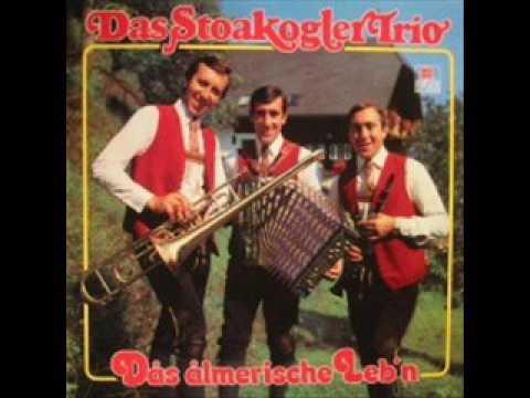 Das Stoakogler Trio  Ich Jodle in der Badewanne 1984