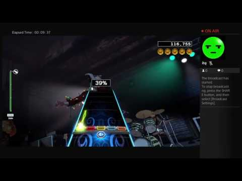 Rock Band 4 Expert Guitar - 1100+ Songs (band requests welcome)