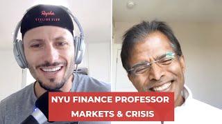 NYU Finance Professor Explains This Financial Crisis