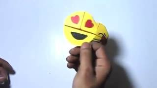 Easy DIY Emoji Bookmark! Paper Crafts Tutorial [Inspired by Red Ted Art]