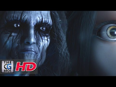 "CGI **Award Winning** 3D Animated Short : ""Through The Storm"" - by Fred Burdy 