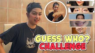 GUESS WHO CHALLENGE | ZEINAB HARAKE
