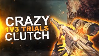 Destiny: Crazy 1v3 Trials of Osiris Clutch!
