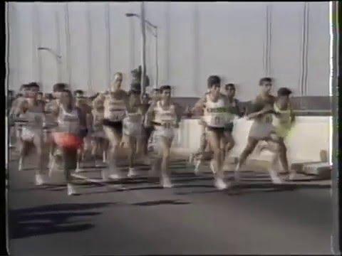 1991 New York Marathon full coverage