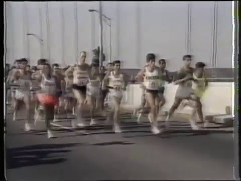 1991 New York Marathon Full Coverage
