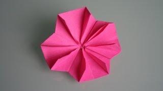 Origami Kirschblüte/  Cherry Blossom / Sakura