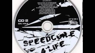 Gambar cover Speedcore 4 Life Vol.2 - CD 2 (mixed by DJ R.Shock)