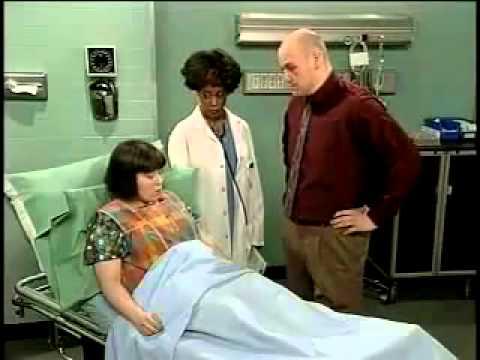 Mad TV Miss Swan Hospital