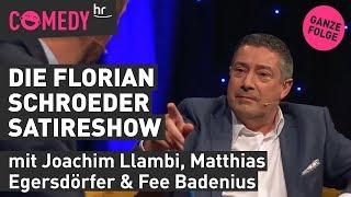 Die Florian Schroeder Satire Show vom 12.03.2019 mit Matthias, Fee und Joachim