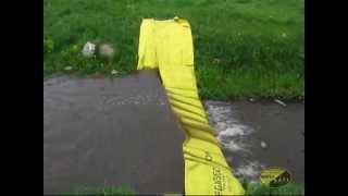 barrage anti inondation flash flood