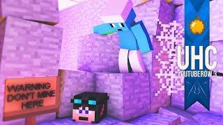 Minecraft ◾️ UHC 3 Youtuberów ◾️ 002 ◾️ Śmiertelna pułapka !