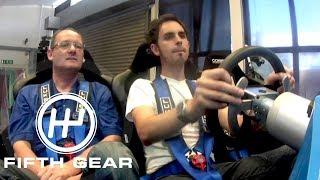Fifth Gear Multi Car Simulator смотреть