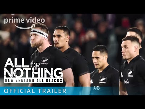 All or Nothing: New Zealand All Blacks - Official Trailer | Prime Video