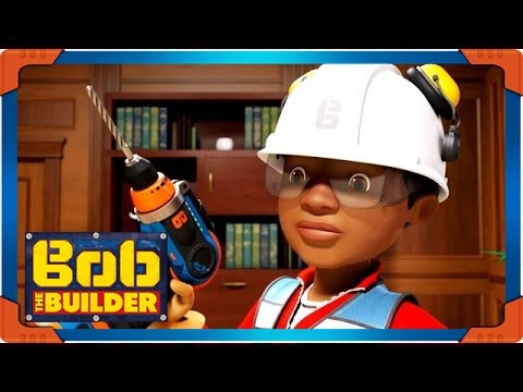 Bob the Builder: Learn with Leo // Bob's Drilling