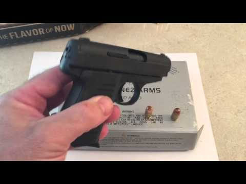 JIMENEZ ARMS JA 380 AUTO PISTOL REVIEW (TAKE DOWN AND REASSEMBLY)