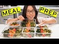 Meal Prepping ♦ What I Eat Everyday fo