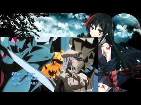 Akame ga Kill Opening 2