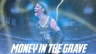 Ja Morant ft. Drake - MONEY IN THE GRAVE (GRIZZLIES HYPE) ᴴᴰ