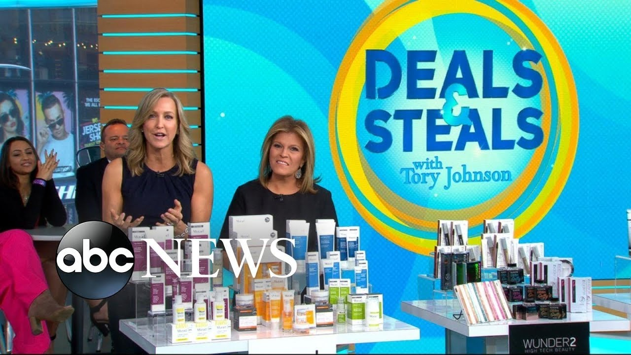 Gma Deals And Steals Must Have Products For Much Needed Tlc Youtube