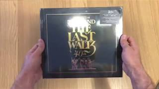 Unboxing The Band - The Last Waltz 40th anniversary edition