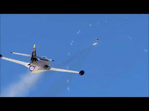 War Thunder  US NAVY F9F-5