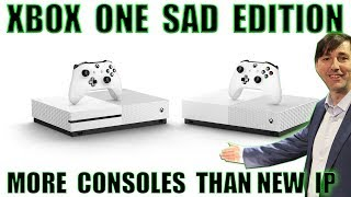 Xbox Fans Ask For Games And Get Xbox SAD Edition! We Get More Consoles Than New IP!