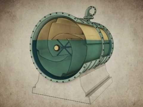 Industrial Gas Museum - Athens, Greece: Volume measuring